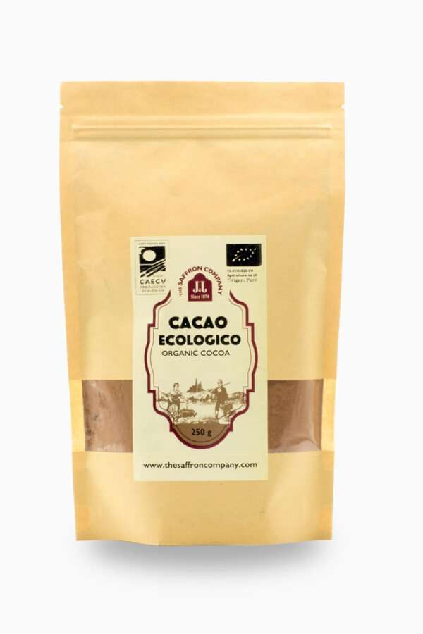 organic ground cocoa