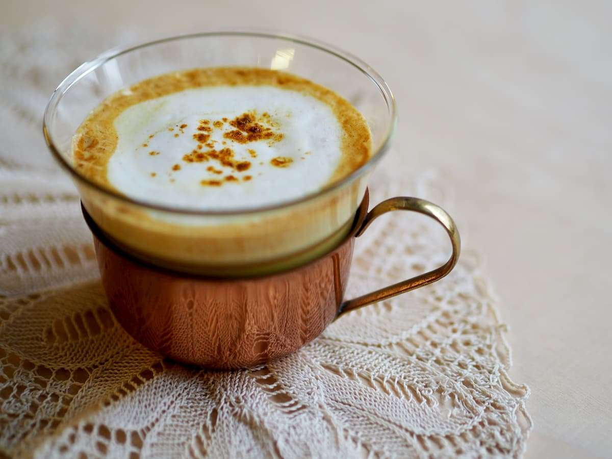 Cúrcuma Latte