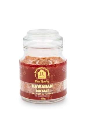 Sal roja de hawaii
