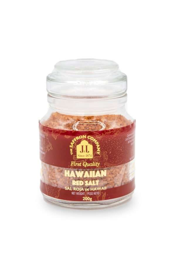 Sel rouge d'Hawaii