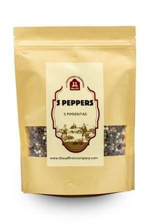 5 Peppers doypack